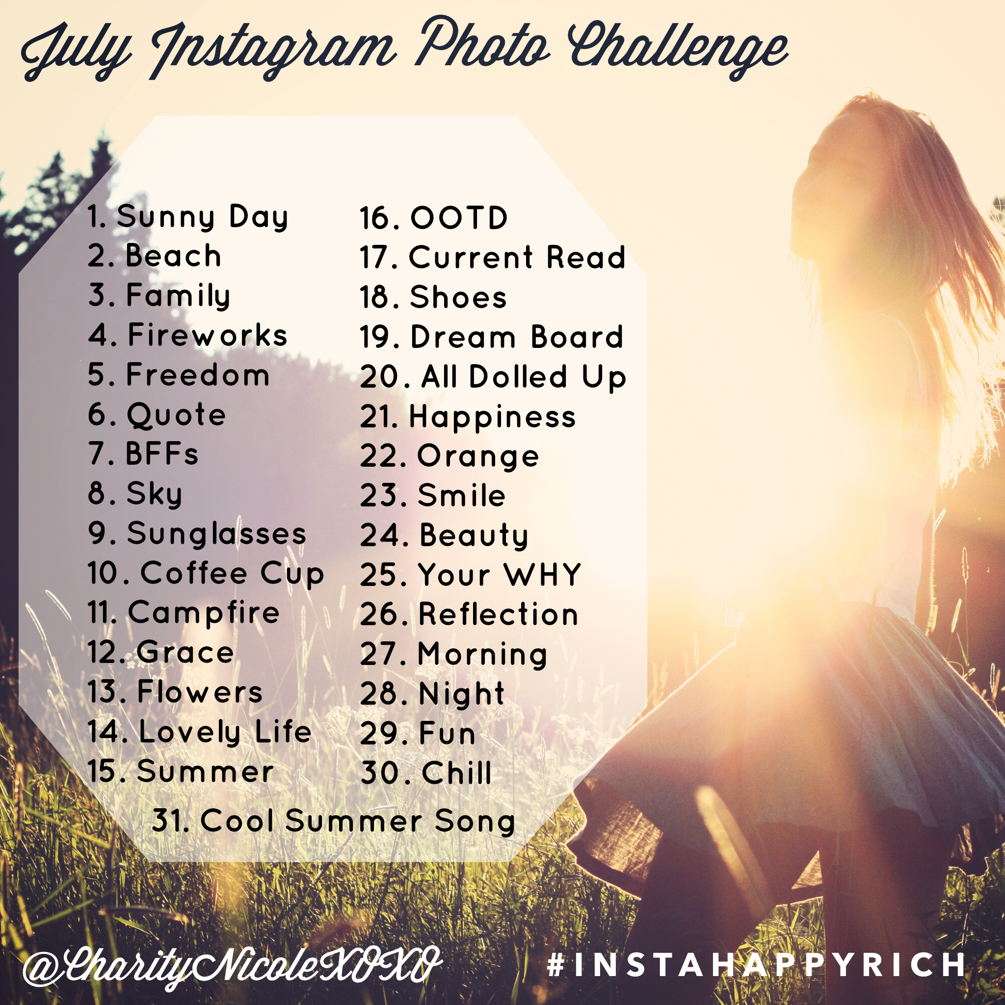 10 Tactics We Used To Get 10k Instagram Followers in 2 December 2018 instagram photo challenge